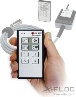 Zdalne sterowanie FFB500 - Minifant 99 - Kompleksowa maszyna dowdmuchiwania termoizolacji - derowerk